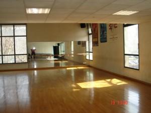 La salle de la MJC Prémol